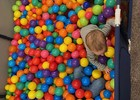 The ball pit brings smiles every class